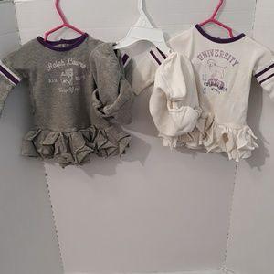 Ralph Lauren Girls 3m Dress Bundle